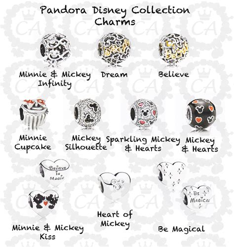 pandora disney preview of pandora disney 2014 collection with pictures