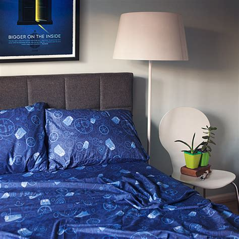 doctor who bedding sets exclusive doctor who bed sheets thinkgeek