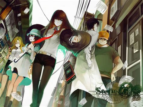 steins gate steins gate anime 15 cool hd wallpaper animewp