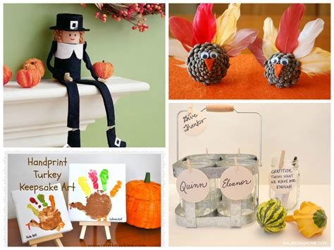 diy thanksgiving crafts for 9 amazing thanksgiving diy kid projects candystore