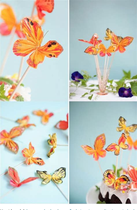 crepe paper craft ideas for 17 best ideas about crepe paper crafts on