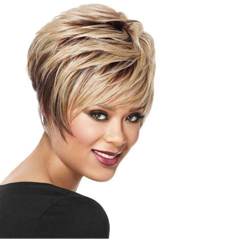 the cap cut hairstyle compare prices on pixie cut curly hair online shopping