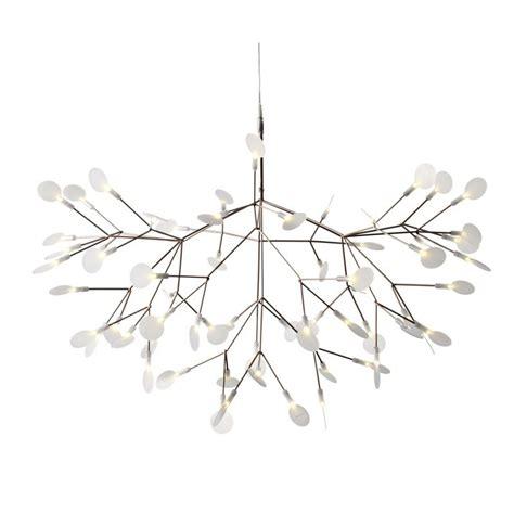 moooi chandelier heracleum lustre suspension moooi ambientedirect