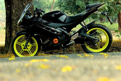 R15 V2 0 Modification yamaha yzf r15 modification modified bikes in india page 2