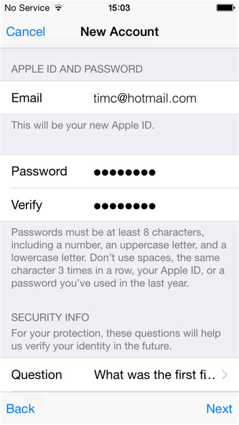 can i make apple id without credit card how to create an apple id without a credit card
