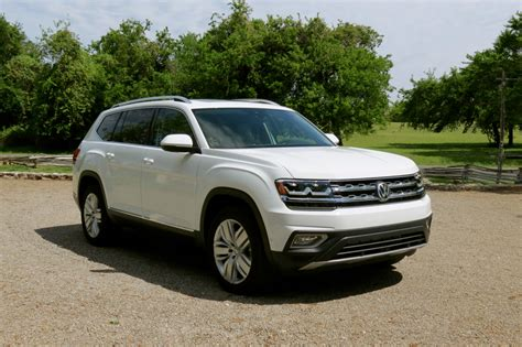 Vw Atlas Review by Drive 2018 Volkswagen Atlas Carfax