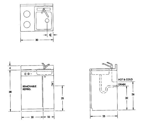 kitchen sink height compact kitchens ada handicap kitchens compact kitchen