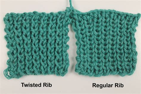 how to knit ribbing in the twisted rib knitting tutorial how to knit twisted ribbing