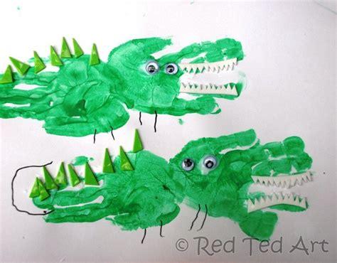 alligator crafts for crocodile craft on alligator crafts crafting