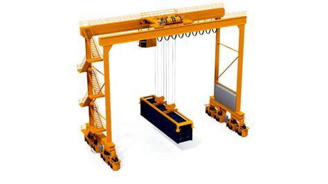 quality rubber sts high quality rubber tyred gantry crane company news