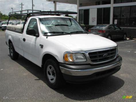 2002 Ford F150 Xl by 2002 Oxford White Ford F150 Xl Regular Cab 39740618