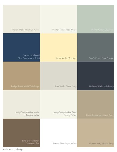 home depot paint color palette images about paint colors for interior and exterior on