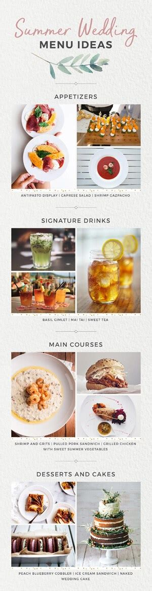 soup kitchen menu ideas 2018 wedding food trends and seasonal menus