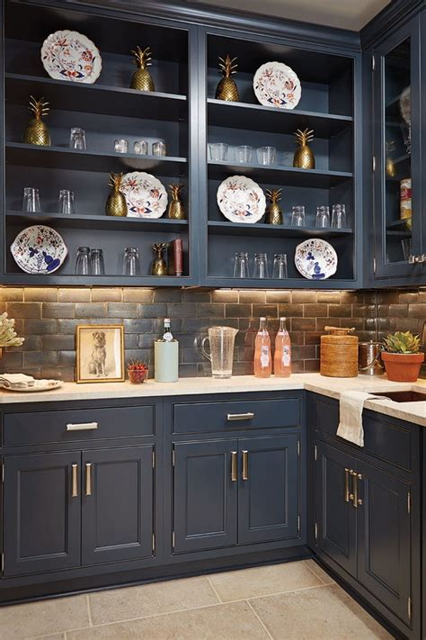 Decorating Ideas For Top Of Kitchen Cabinets 80 cool kitchen cabinet paint color ideas