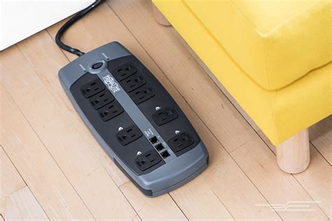best home electronics from the wirecutter the best surge protector for your