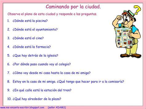 preguntas de fortnite en español 16 best images about directions on pinterest spanish
