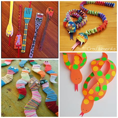 crafts for to make for the coolest snake crafts for to create crafty morning