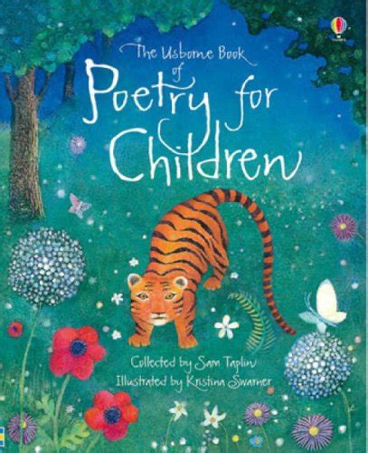 poetry picture books for children poems to perform a classic collection chosen by the