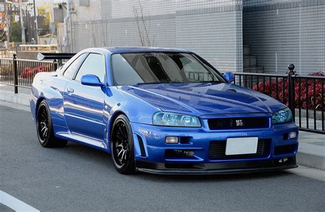 Nissan Gtr R34 Price by 2001 Nissan Skyline R34 Gtr V Spec Ii Esprit 721ps