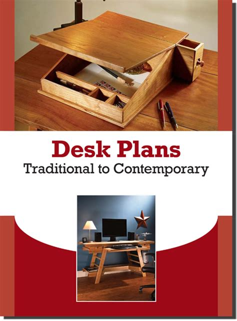 free building plans how to build a desk a free ebook popular woodworking