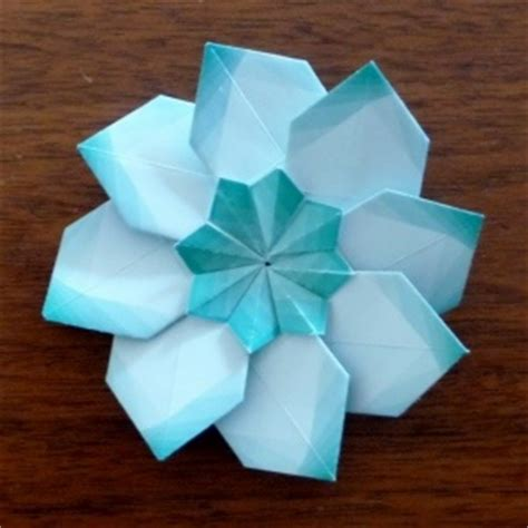 different origami flowers the world s catalog of ideas