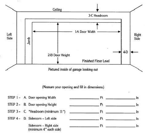 overhead garage door dimensions garage door heights neiltortorella