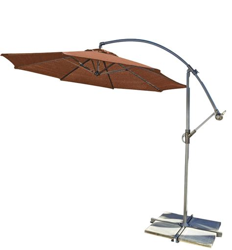 patio cantilever umbrella cantilever patio umbrella ideas 16994