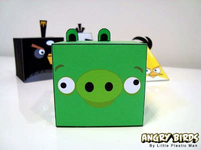 origami angry birds 1 ju dian angry birds origami by plastic