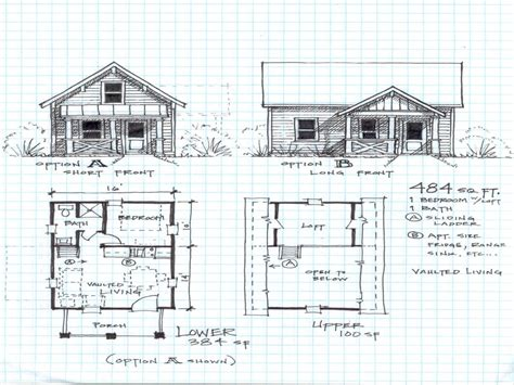 small cabin floorplans log home plans with lofts 1000 images about secondary income on cabin plans small 17