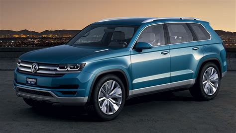 Volkswagen Suv Models by Vw Atlas Seven Seat Suv Release Date Cars