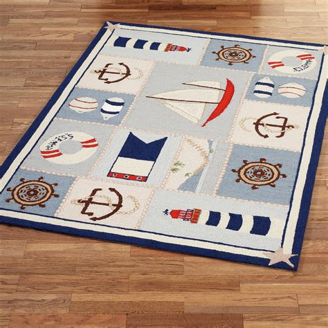 nautical rugs nautical area rugs 8 215 10 roselawnlutheran
