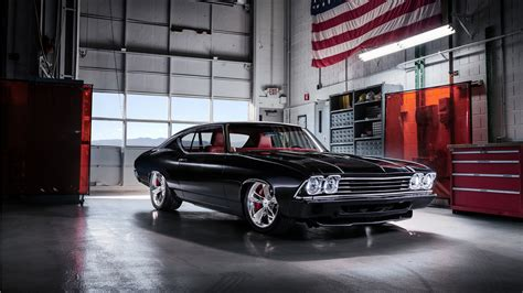 Classic Car Wallpapers 1600 X 900 Hd by Chevrolet Chevelle Classic Wallpaper Hd Car Wallpapers