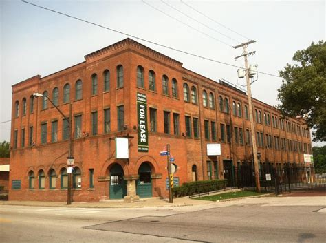federal knitting mills building roy building the chesler
