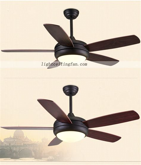 remote ceiling fan light 48inch modern ceiling fan with led light kit and remote
