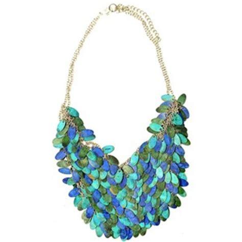 necklace with big big necklace indiana green antik batik polyvore