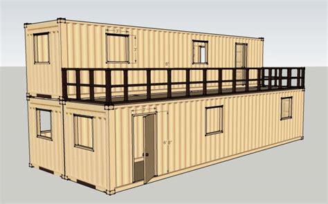 10 X 20 Cabin Floor Plan conex building plans joy studio design gallery best design
