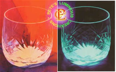 glow in the paint glass glow in the glass glow glass painting