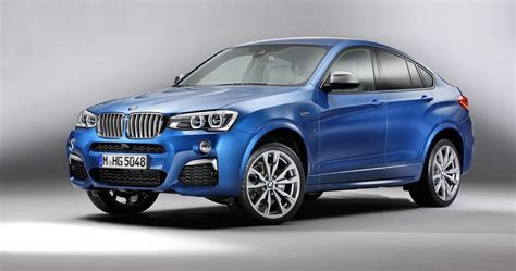 X4 Bmw by Bmw X4 M40i Images And Details Leaked Photos 1 Of 4
