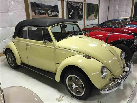1967 Volkswagen Beetle For Sale by 1967 Volkswagen Beetle For Sale Classiccars Cc 758365