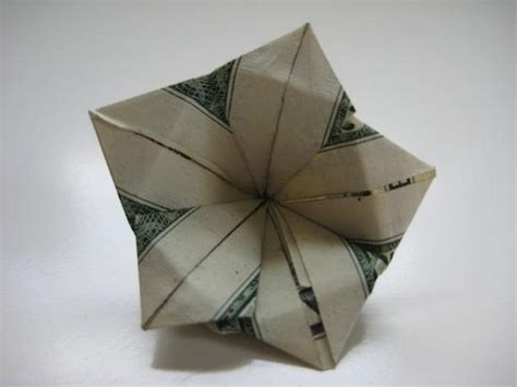 different origami money origami 10 flowers to fold using a dollar bill