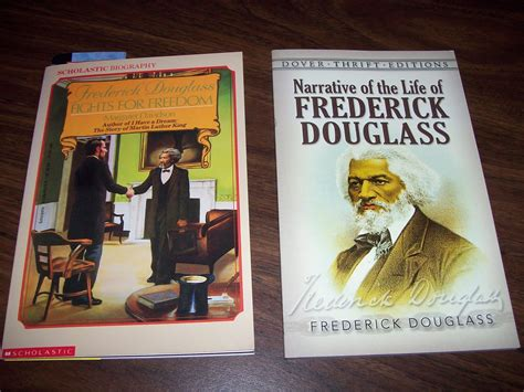a picture book of frederick douglass reflections from drywood creek bf modern american world