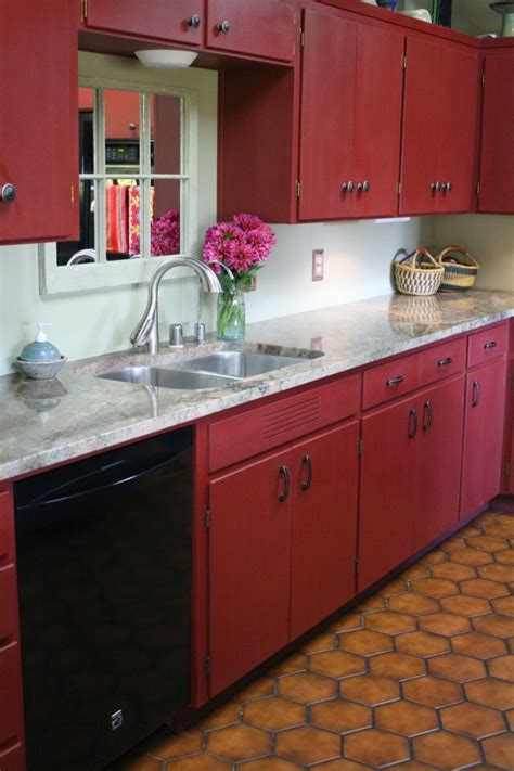chalk paint cabinets kitchen kitchen wood flooring and beadboard backsplash idea