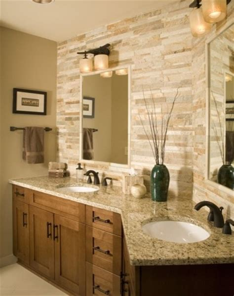 bathroom tile backsplash ideas magnificent new venetian gold granite look chicago traditional kitchen decoration ideas with none
