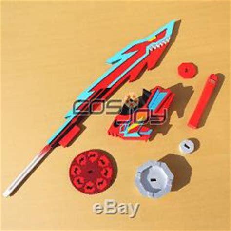 kyoryu origami power rangers kyoryu origami shark sword pvc replica