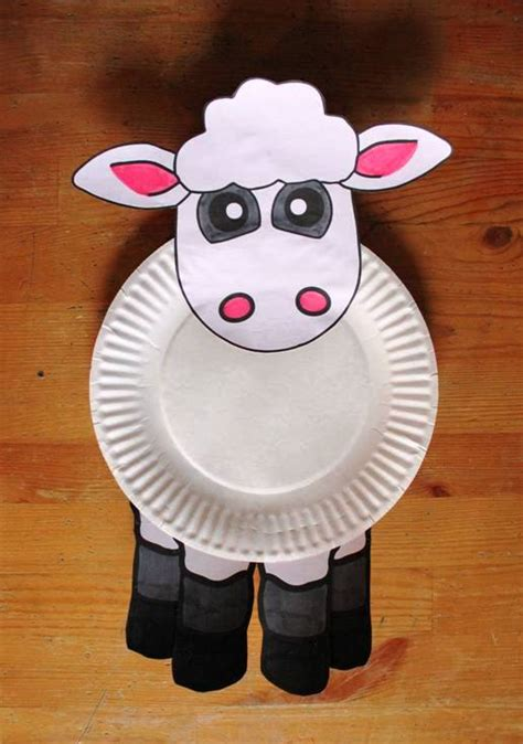 ideas and crafts paper plates animal craft ideas craft projects