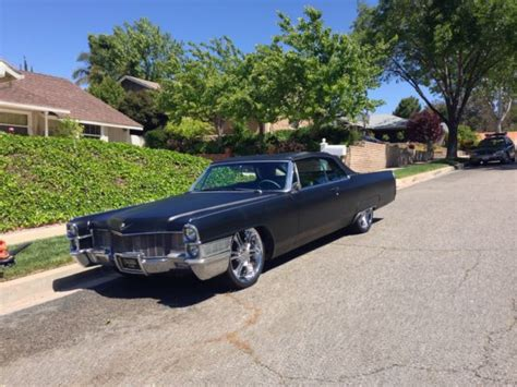 1965 Cadillac Convertible For Sale by 1965 Cadillac Convertible Coupe For Sale Cadillac