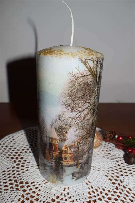 decoupage glass candle holders 1000 images about decoupage κερια candles holders