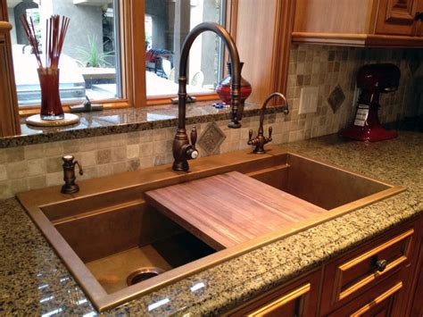 kitchen sinks and countertops five inc countertops modern sink designs to