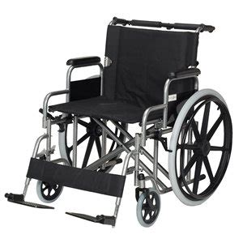 ad fauteuil roulant bariatrique roues 8 largeur 24