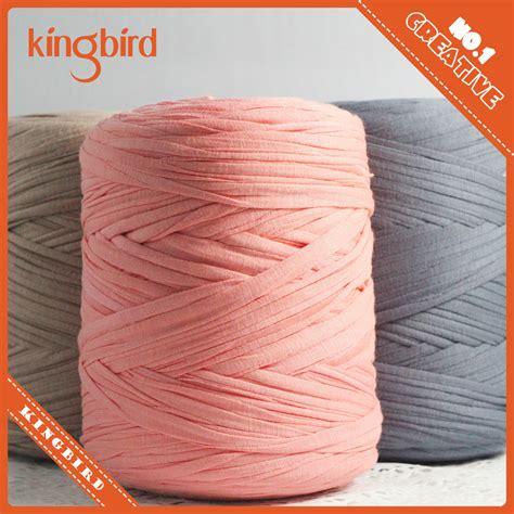with tshirt yarn cotton thick t shirt yarn crochet blanket buy crochet